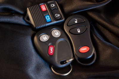 Car Transponder/Key Replacement